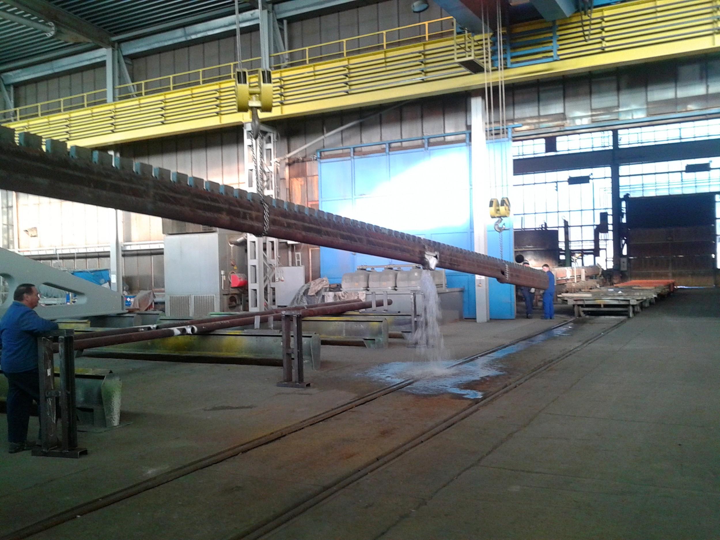 Hubbalken / Lifting beams