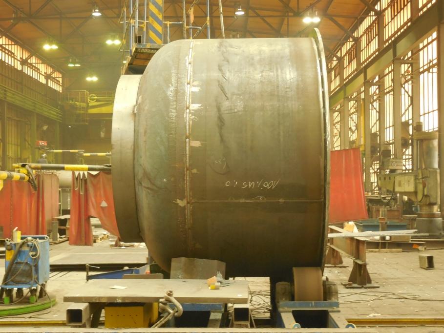Verdampfungskessel / evaporation cauldron