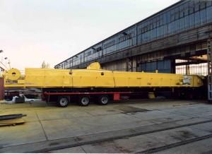 Entlader Vorrichtung / Unloading equipment