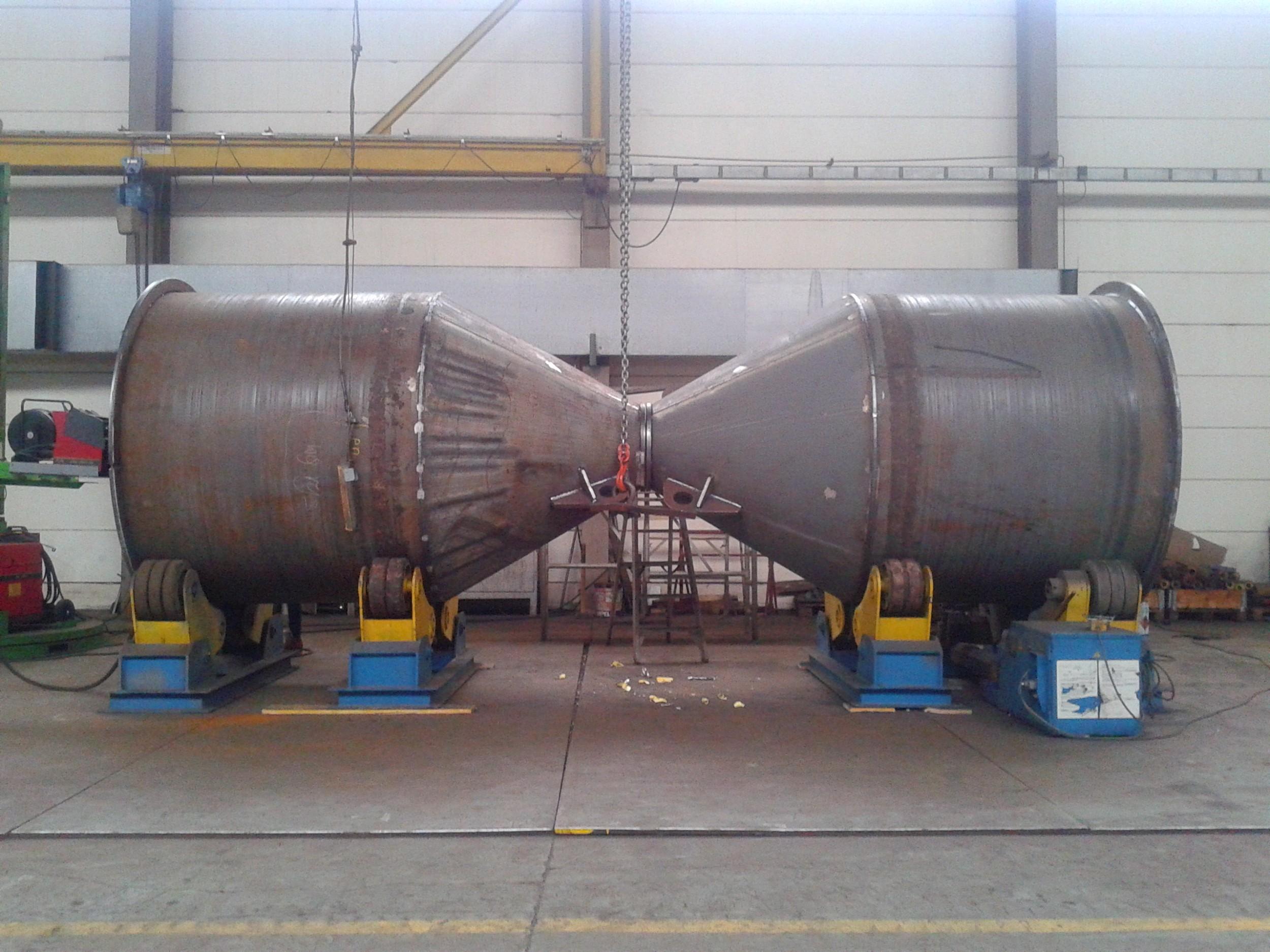 Harris cilinder / Harriszylinder