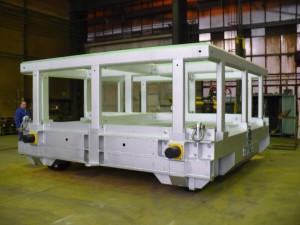 Transportwage / Transfer car