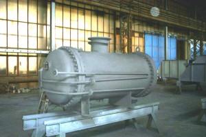 Wärmetauscher / Heat exchanger