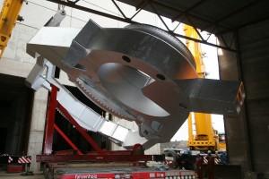 Kipprahmen / Tilting frame - transport
