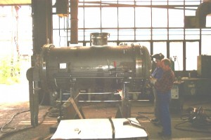 Tauscher / Heat exchanger - in production