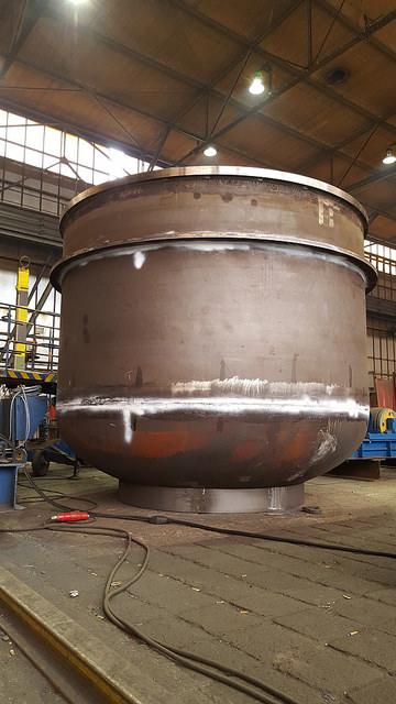 Verdampfungskessel - Werkstatt